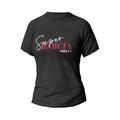 Rozmiar XL - koszulka damska dla babci