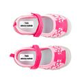 Naklejki imienne do butów imienniki metki na buty obuwie do dzieci twój własny nadruk