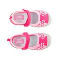 Naklejki imienne do butów imienniki metki na buty obuwie do dzieci różowe dla dziewczynki