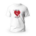 Rozmiar L - koszulka męska dla chłopaka Zabójczo Zakochany