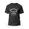 Rozmiar M - koszulka męska dla nauczyciela moja klasa wie wszystko