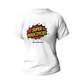 Rozmiar M - koszulka dla nauczycielki super nauczyciel prezent na dzień nauczyciela