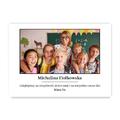 Plakat ze zdjęć do ramki ikea 30x40 dla nauczyciela prezent na dzień nauczyciela