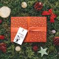 Zawieszki bileciki na prezenty świąteczne elf czy byłeś grzeczny