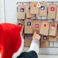Naklejki świąteczne adwentowy kalendarz 2022 arkusz A4 zestaw_1