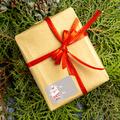 Naklejki świąteczne na prezenty twój podpis mix wzorów zestaw_1